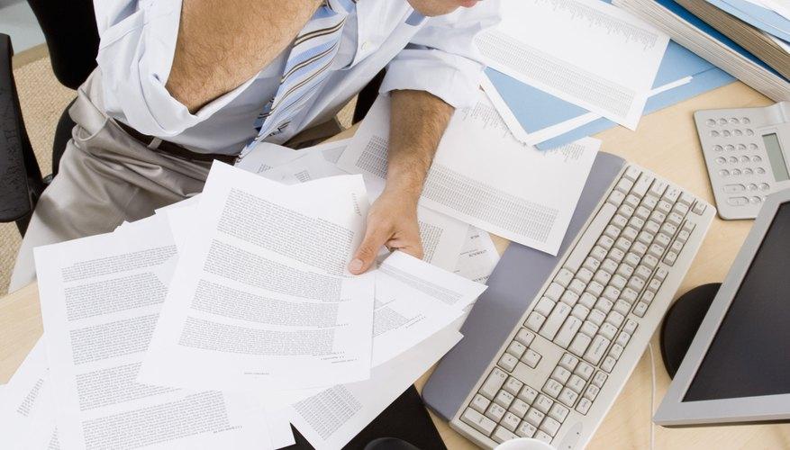 Los dueños de negocios utilizan a las agencias de empleo para encontrar trabajadores.