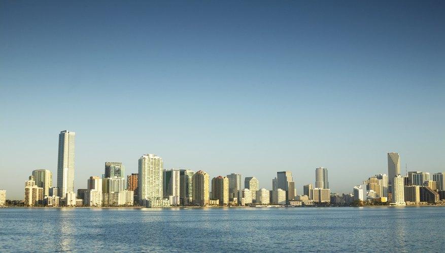 Miami es hogar de varias organizaciones que ofrecen campamentos de verano para niños.