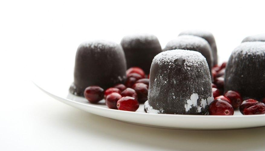 Chocolate lovers may enjoy dates, where chocolate is plentiful.