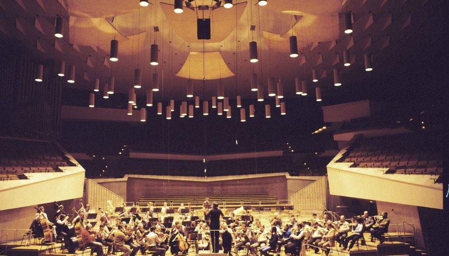Una orquesta completa