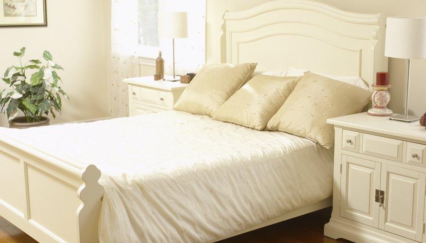 Los pisos de madera proporcionan una superficie suave y preciosa.