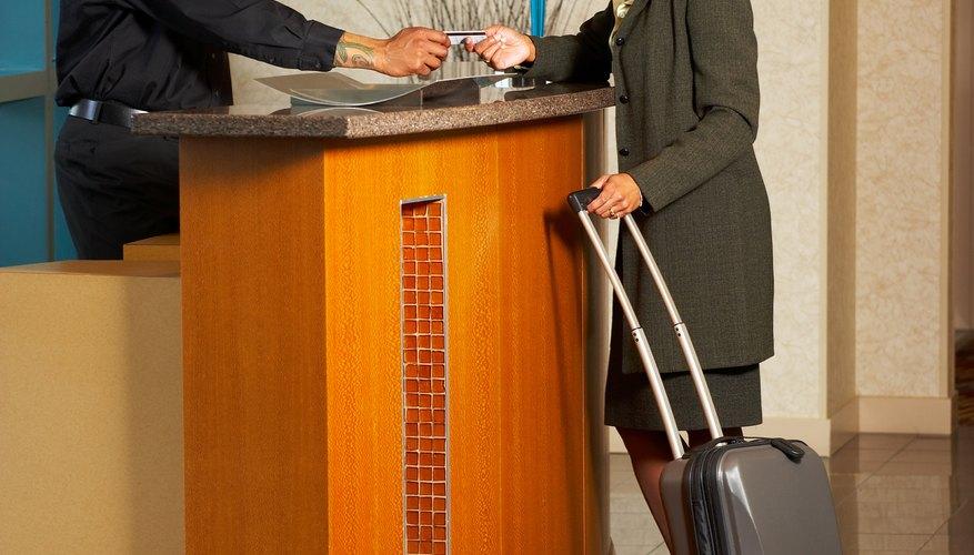 Cómo hacer más eficiente al personal de recepción de un hotel.