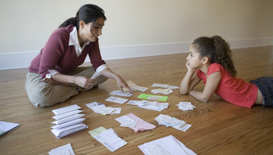 Budgeting games provide kids with fun and learning.