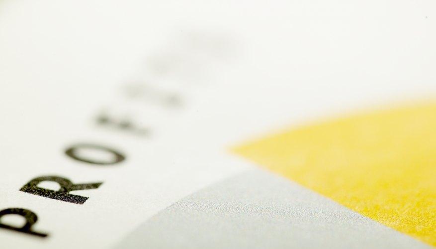 Los márgenes de beneficio del primer año pueden ser muy difíciles de pronosticar.