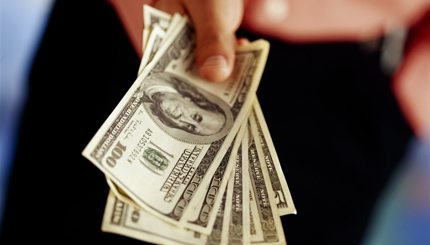 Cash is powerful when renting or buying an apartment.