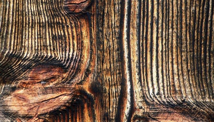 Secar la madera.