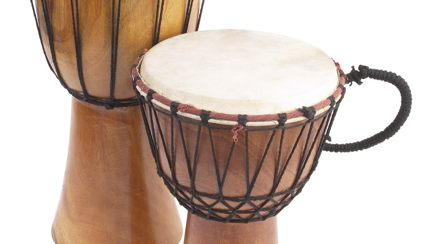 Bongo drums can be cleaned without chemicals and oils.