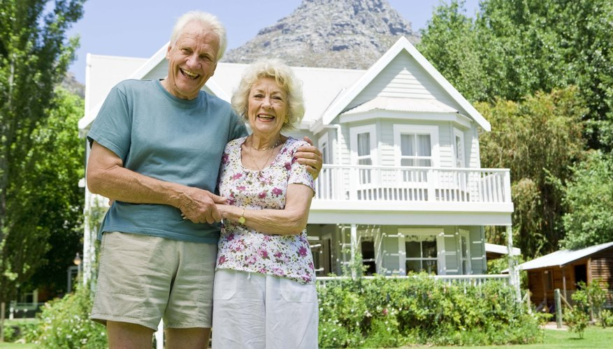 Reverse  mortgages give senior homeowners additional financial options.