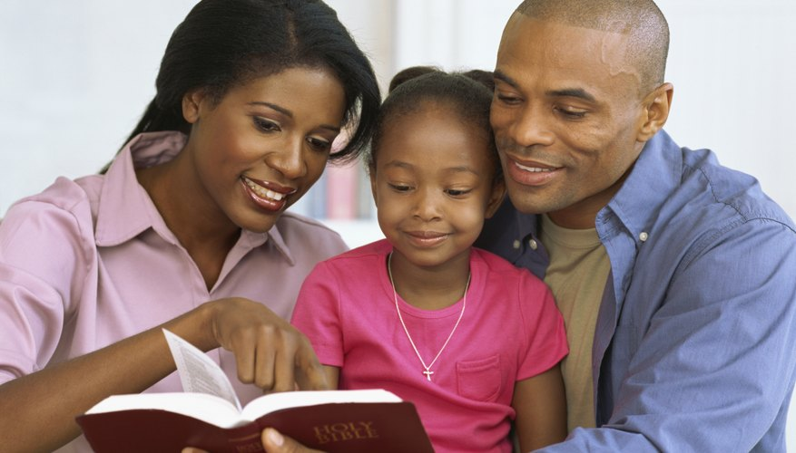 Scripture memory is more meaningful when it starts at home.