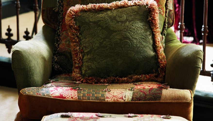 Reupholstered Furniture Demonstrates Your Originality And Personal Style.