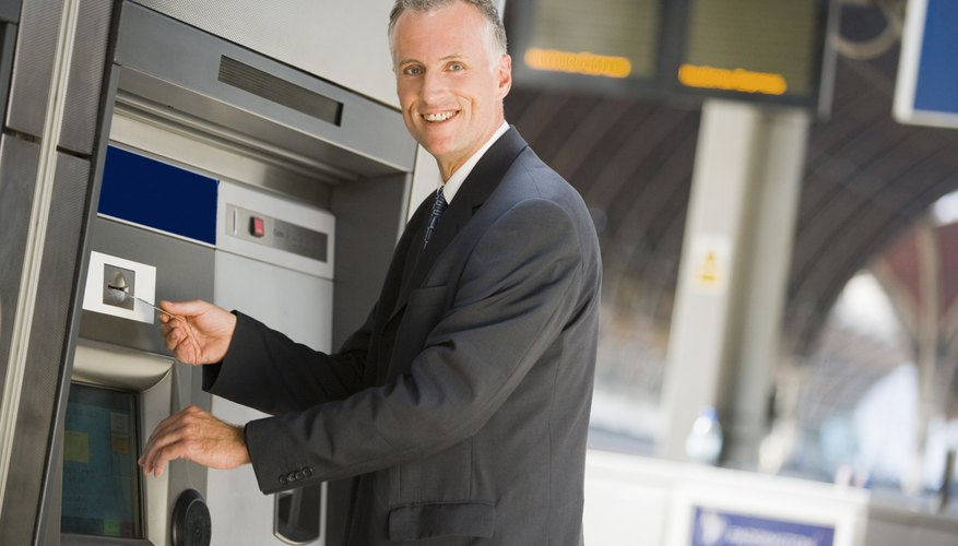 Your ATM receipt may not tell you your ledger balance after you make a transaction.