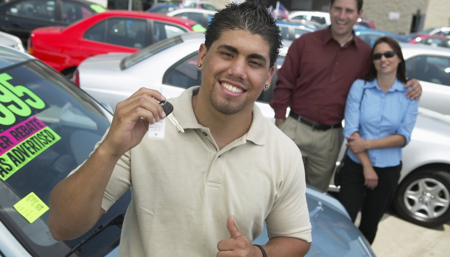 Car loans are a common example of loans that have differing balance and payoff amounts.