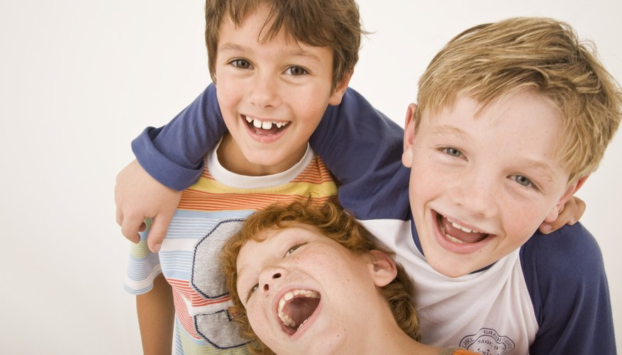 Each child has his own temperament and personality traits.