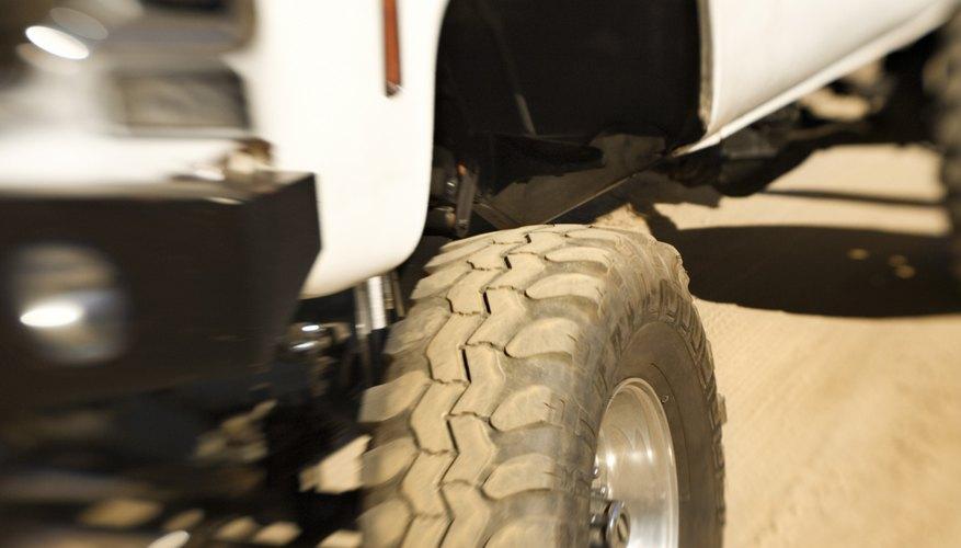 Cuando elijas neumáticos, ten en cuenta que es importante considerar todos los aspectos del coche.
