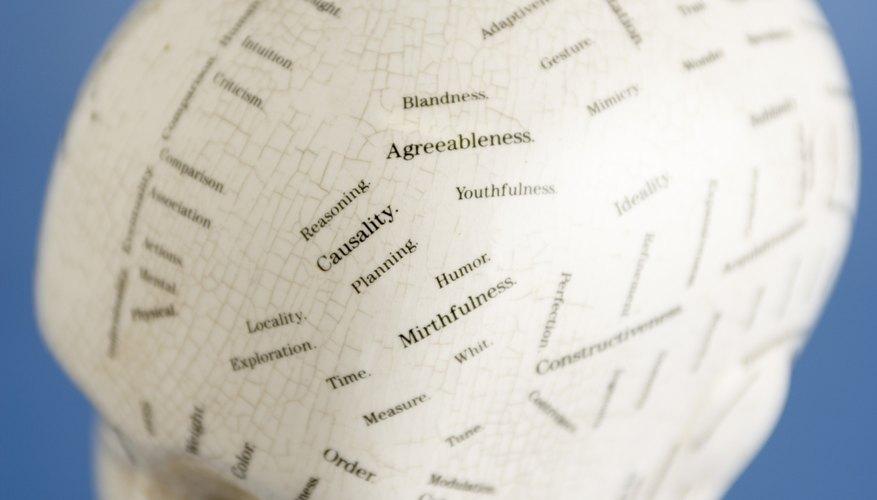 Las características de la personalidad son más claras a través de las pruebas psicométricas.