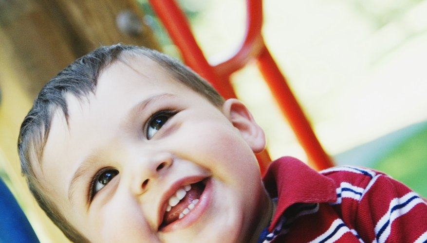 Your little bundle of energy can enjoy play time around Wichita.