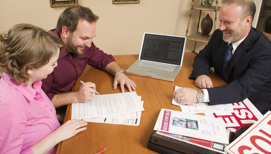 A home sales contract typically requires an earnest money deposit.