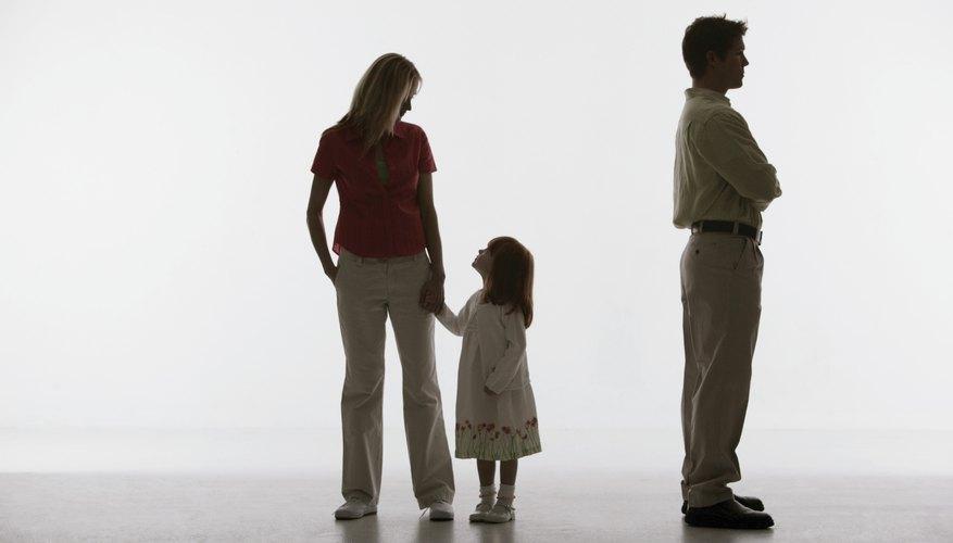 Tu hijo nunca debe sentir que debe elegir a una de las partes.