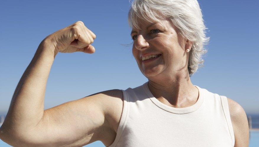 As we age we lose collagen and elastin causing sagging skin.