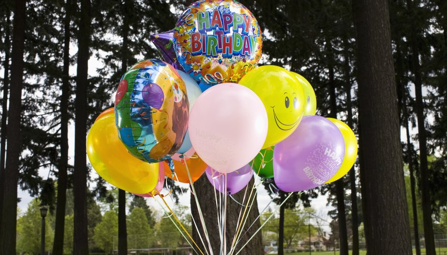 Mylar is most commonly associated with big, bright balloons.