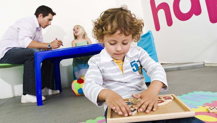 Preschool helps kids gain independence.