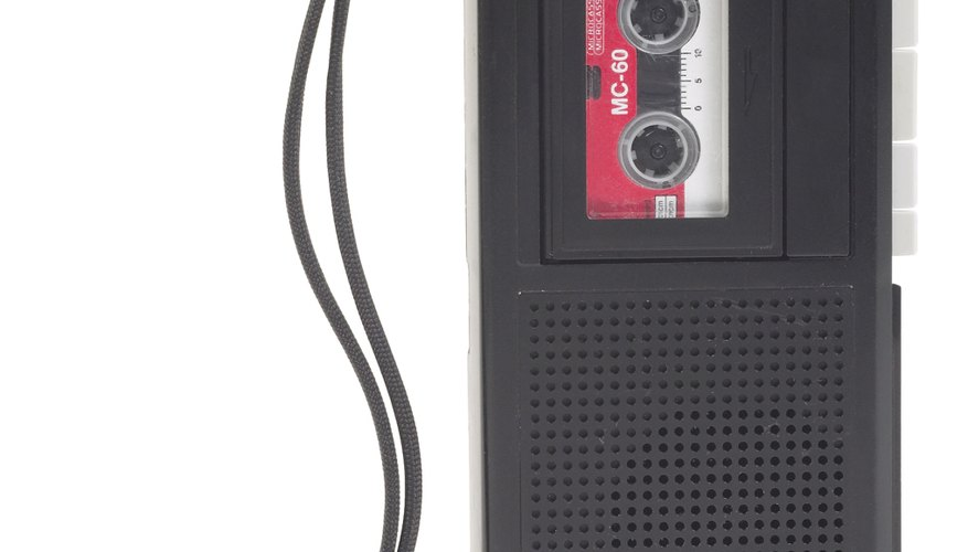 Puedes evitar que un aparato de grabación haga su trabajo.