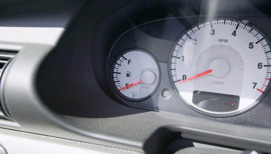 Cómo reiniciar el indicador de aceite en un Honda CRV 2007.