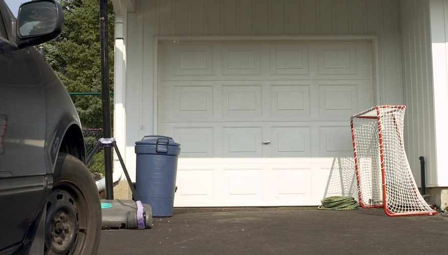 A garage can make your home more valuable.