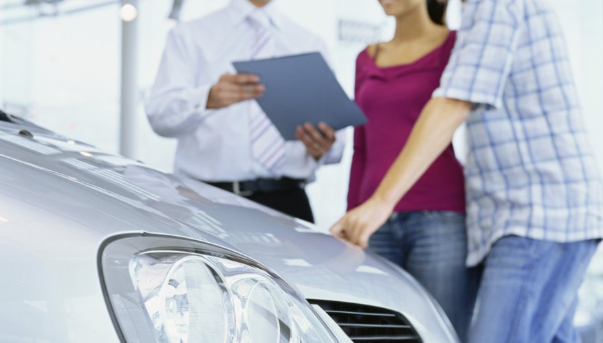 insurance binders are common in car sales