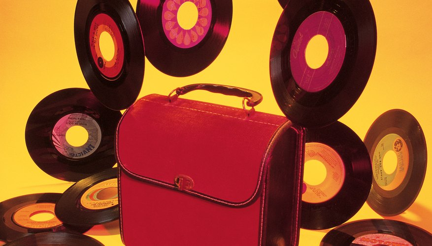 Learn how to tell if vinyl records are original pressings.