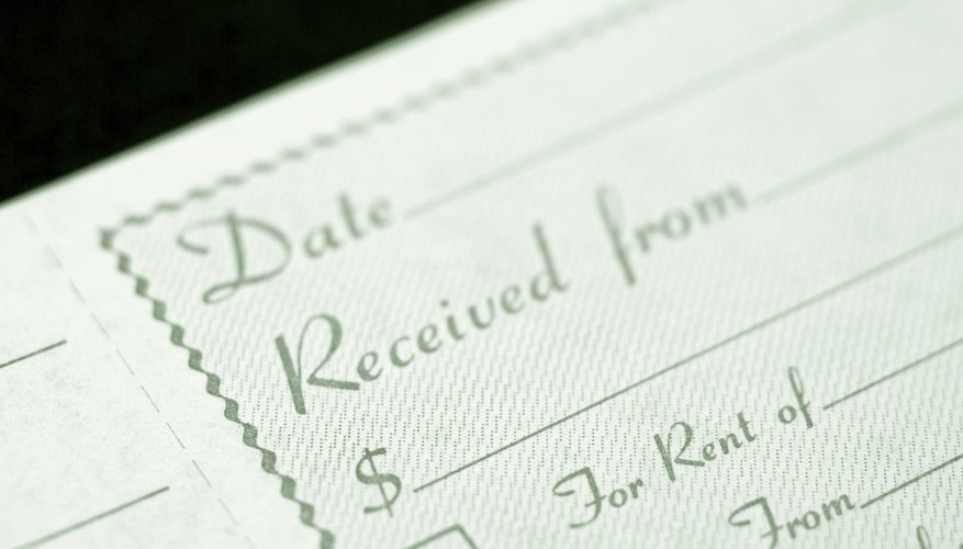 A Rent Receipt Benefits Both The Landlord And The Tenant By Showing What  Was Paid, When It Was Paid, And To Whom It Was Paid. Some States Require  You To ...  How To Write A Receipt For Rent