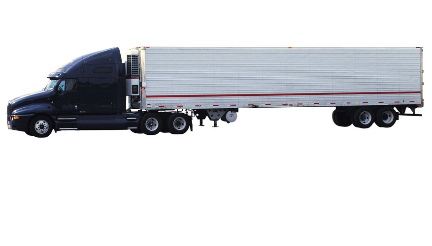 Semitrucks have a detachable trailer as well as a cab.