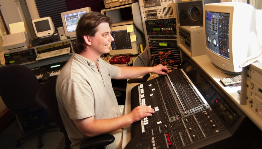 Chronicling a music producer's body of work should include information on his technical savvy as well.