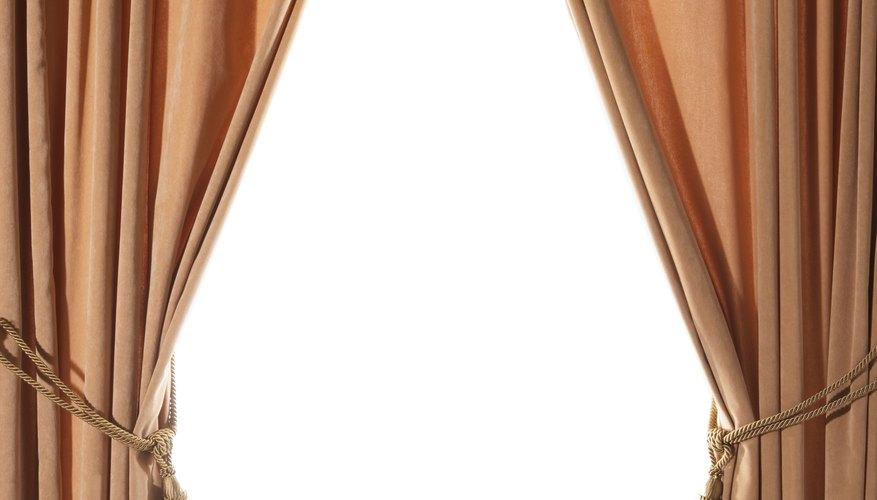 C mo hacer borlas para cortinas geniolandia - Formas de cortinas ...