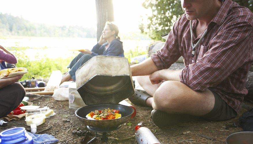 Non Perishable Food for Camping