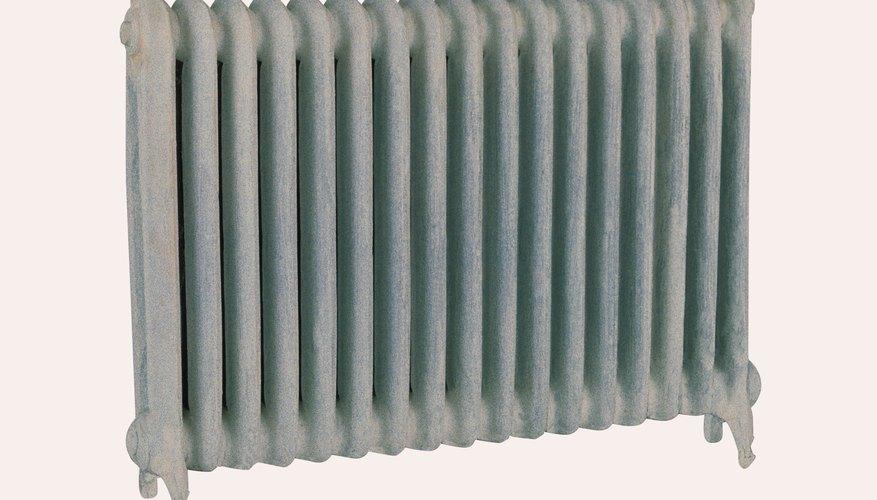 Cómo funciona un sistema de calefacción de gas natural.