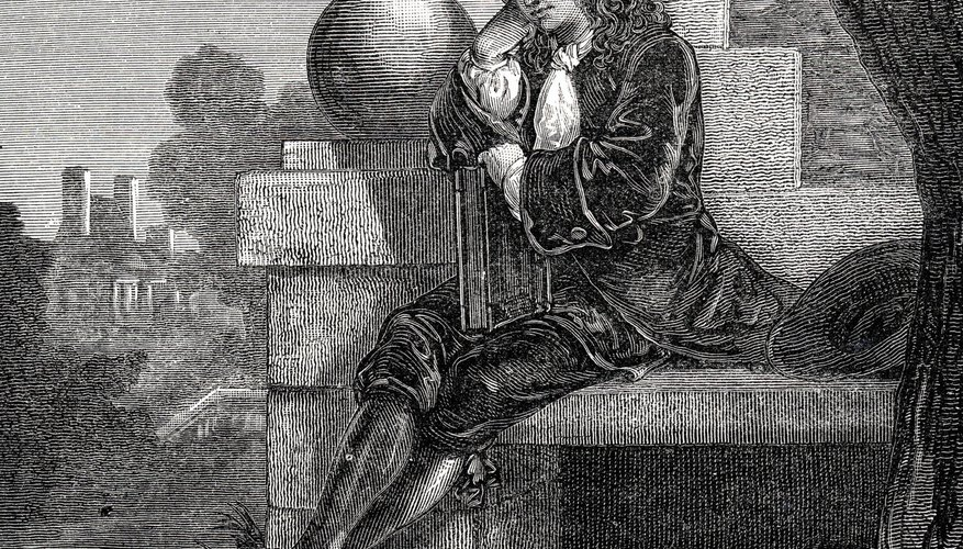 Isaac Newton was the discoverer of gravity.