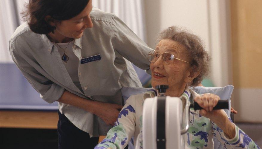 La terapia respiratoria, como la mayoría de las profesiones de la salud, verá un aumento de la demanda de terapeutas.