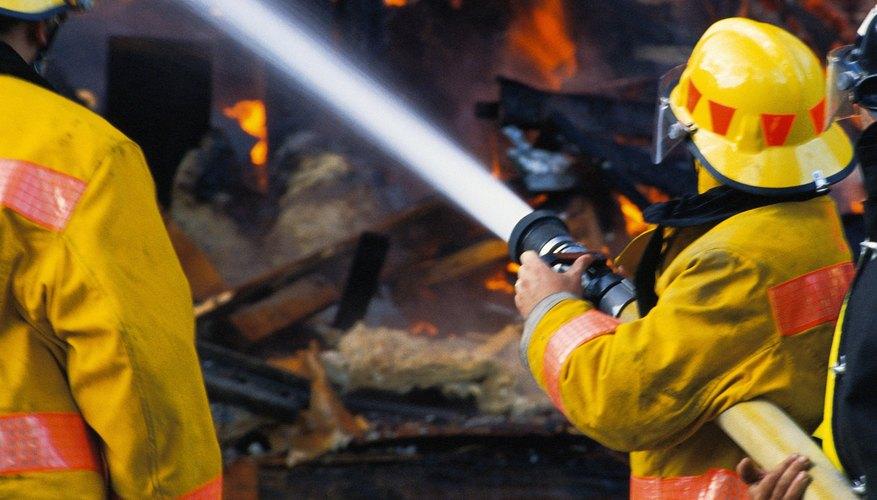 Los bomberos de Garden State obtuvieron los salarios más altos del país en 2010.