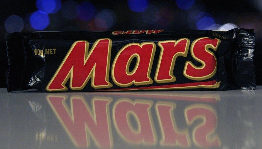 Mars bar.