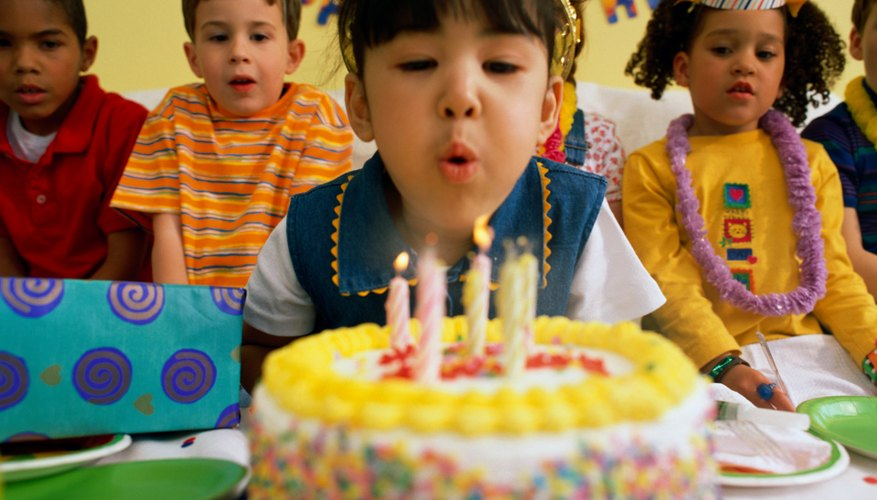 Keep the birthday child's hobbies and interests in mind when picking a venue.