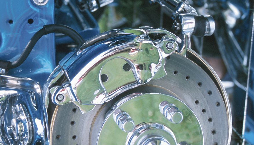 Automotive brakes