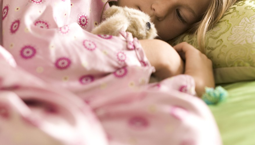 Teenagers suffering from insomnia likely will feel tired during the day.