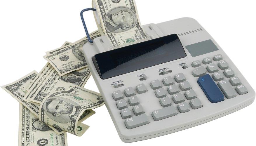A calculator can help you compute quarterly compound interest.