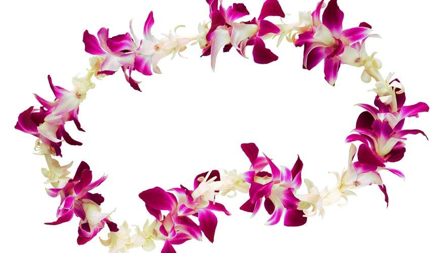 Collar hawaiano.