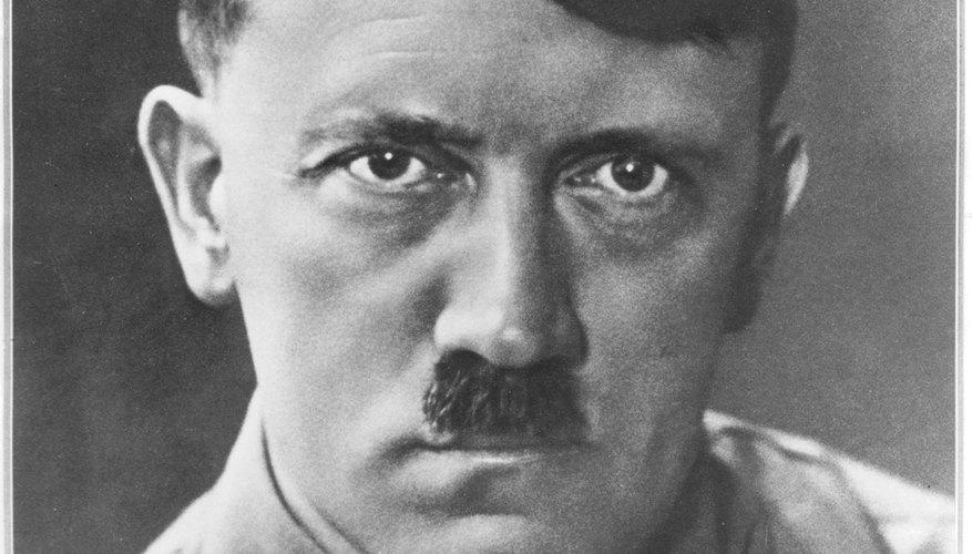 Se dice que Hitler buscaba contactar inteligencias superiores.