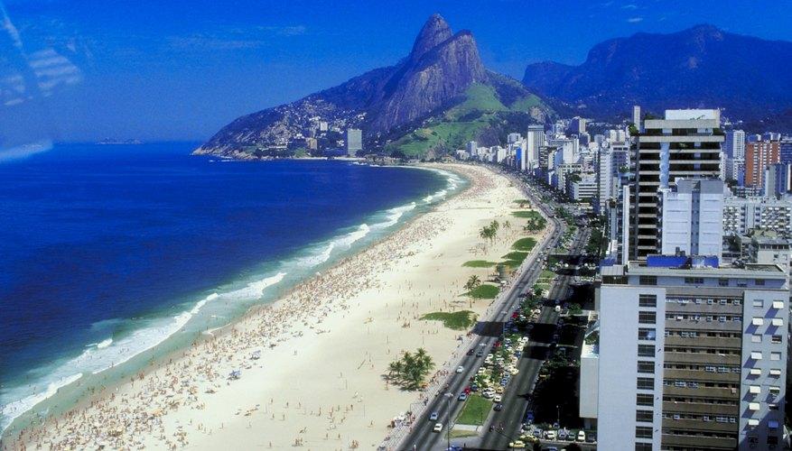 Río de Janeiro es un lugar único para vacacionar.