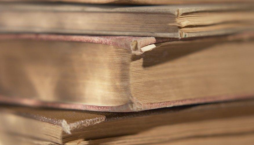 Seca un libro mojado sin que las páginas se arruguen.