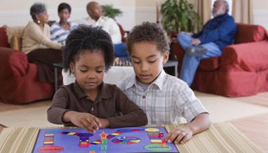 Math board games can help keep students engaged.