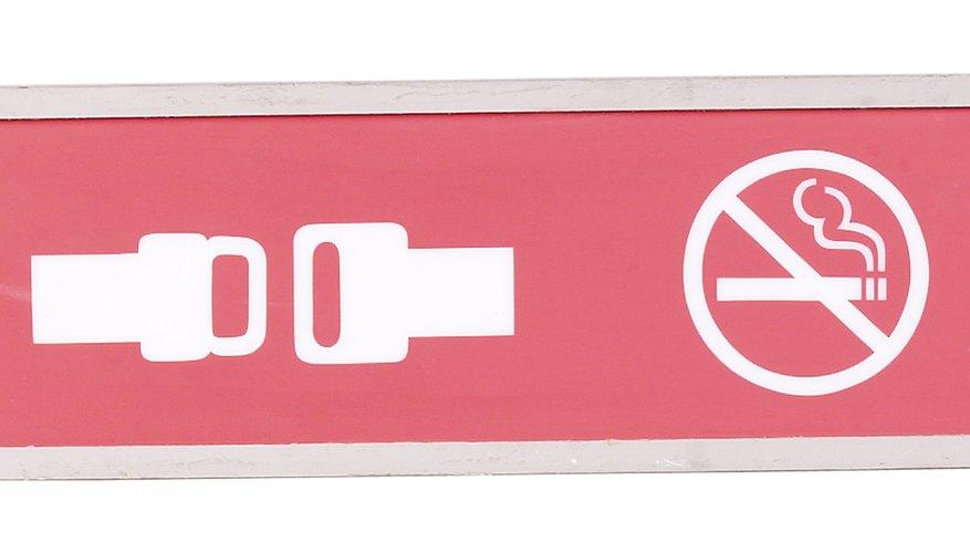 El cinturón es fundamental para evitar pequeños accidentes.